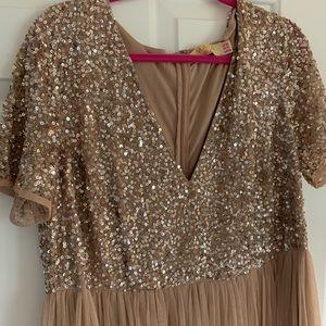 Maya deluxe dress